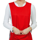 Tabard Red UK Size 16/18