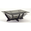 Canyon Chafing Dish Black Aluminium Oblong