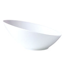 Monaco Sheer Bowl White 10.25cm