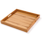 Handled Butlers Tray Oakwood Square 40 x 40cm