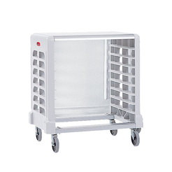 Rubbermaid Max Gastronorm Trolley 1/1 8 Tier