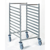 Gastronorm Storage Trolley - 10 Tier 2/1GN
