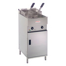 Valentine EVO400 Electric Fryer 1 Pan 2 Basket