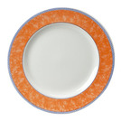 New Horizons Plate Orange 25.4cm