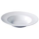Superwhite Winged Pasta/Soup Dish 26cm