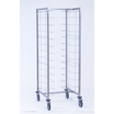 Self-Service Tray Trolley - 12 Tier