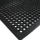 Matting Floor Bar 90 x 150cm Black