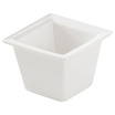Miniatures Bowl Square White 6.5 x 6.5cm 5cl