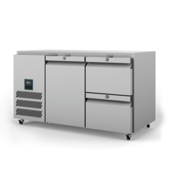 Williams HJBTC2 Jade Refrigerated BiscuitTop Counter