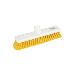 Abbey Hygiene Broom Head Soft 30cm Yellow