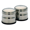 Jumbo Salt & Pepper Stainless Steel 8cm