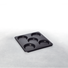 Rational Multibaker Tray 2/3GN 5 Moulds
