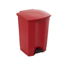 Step-on Bin 68L 50.2X41X67.3CM Red