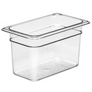 Gastronorm Container Poly 1/4 100mm Clear