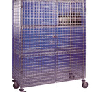 Goods-In & Security Trolley 900mm Wide