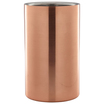 Copper Wine Cooler 12cm Dia X 20cm High