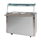 Versicarte Plus VCBM3 Bain Marie Counter with Gantry