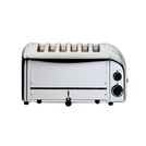 Dualit 60144 6 Slot Vario Toaster - Polished