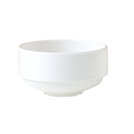 Monaco Soup Cup White Stackable 28.5cl
