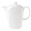 Bianco Coffee Pot White 60cl