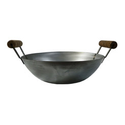 Double Handled Wok 14 inch 35.6cm