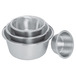 Mixing Bowl Flat Bottomed S/S 1ltr 15cm