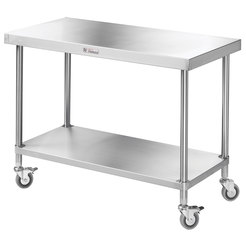 Simply Stainless 1800mm Centre Table