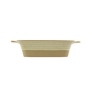 Igneous Dish Brown Stackable 48.3cl