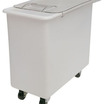 Bulk Storage Bin Slide Back Lid 161ltr