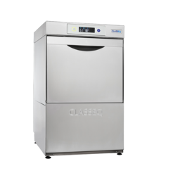 Classeq D400 Dishwasher with Gravity Drain
