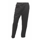 Regatta Trj331 Black Lined Action Trouser (Regular)